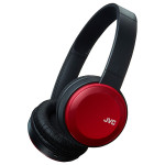 Casti on-ear cu microfon Bluetooth JVC HA-S30BT-R-E, rosu