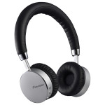 Casti on-ear cu microfon Bluetooth PIONEER SE-MJ561BT-S, negru