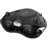 Radio CD portabil MYRIA MY2601, Bluetooth, USB