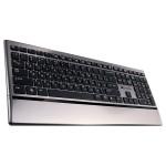 Tastatura cu fir CANYON CNS-HKB4US, USB, argintiu
