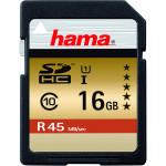 Card de memorie SDHC 16GB HAMA 114942