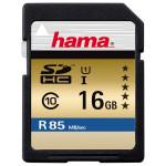 Card de memorie SDHC 16GB HAMA 114947