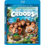 Croods (Combo 2D + 3D) Blu-ray