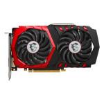 Placa video MSI NVIDIA GeForce GTX 1050 Ti, 4GB GDDR5, 128bit, GTX 1050 Ti GAMING 4G