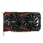 Placa video GIGABYTE AMD Radeon RX 460 Windforce OC 2G, 2GB GDDR5, 128bit, GV-RX460WF2OC-2GD