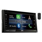 "DVD player auto JVC KW-V820BT, 4x50W, 2DIN, 6.8"", USB, Bluetooth"