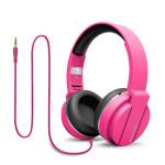 Casti on-ear PROMATE Encore, Pink