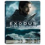 Exodus: Zei si regi Blu-ray 3D Steelbook