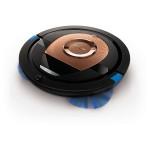 Robot pentru curatenie PHILIPS SmartPro Compact FC8776/01, 0.3l, 130 minute, negru-aramiu