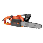 Ferastrau electric cu lant BLACK & DECKER CS1835, 1800W, lama 35cm