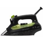 Fier de calcat ROWENTA DW6010, Inox, 180g/min, 2400W, negru-verde