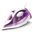 Fier de calcat PHILIPS Azur Performer Plus GC4515/30, SteamGlide Plus, 180g, 2400W, alb-mov