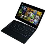 "Laptop 2 in 1 MYRIA Gateway M1015, Intel® Atom™ Z3735F pana la 1.83GHz, 10.1"" IPS, 2GB, 32GB, Intel® HD Graphics, Windows 10"