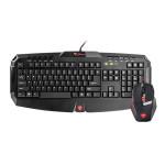 Kit tastatura si mouse NATEC Genesis CX33
