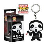 Breloc Pocket POP! Horror - Scream Ghost Face, 3cm
