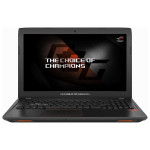 "Laptop ASUS ROG GL553VE-FY022, Intel® Core™ i7-7700HQ pana la 3.8GHz, 15.6"" Full HD, 8GB, 1TB, NVIDIA GeForce GTX 1050 Ti 4GB, Endless"