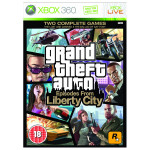 Grand Theft Auto (GTA) Episodes From Liberty City Xbox 360