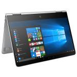 """Laptop 2 in 1 HP Spectre x360 13-w004nn, Intel® Core™ i7-7500U pana la 3.5GHz, 13.3"""" Full HD Touch, 8GB, SSD 512GB, Intel® HD Graphics 620, Windows 10 Home"""