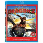 Cum sa iti dresezi dragonul 2 Blu-ray 3D + 2D
