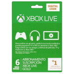 Card Xbox Live GOLD 6 luni + 1 luna Xbox 360 / Xbox One