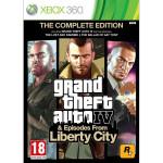 Grand Theft Auto IV (GTA 4) Complete Edition Xbox 360