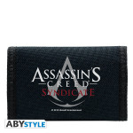 Portofel Assassin's Creed Syndicate - Jacob Union Jack Navy