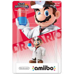 Figurina Nintendo Amiibo - Dr. Mario No.42 (Super Smash)