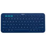 Tastatura Bluetooth LOGITECH K380 Multi-Device, albastru