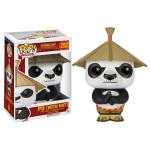 Figurina POP! Vinyl Movies: Kung-Fu Panda - Po with hat #252