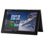 "Laptop 2 in 1 LENOVO Yoga Book, 10.1"" Touch Full HD, Intel® Atom™ x5-Z8550 pana la 2.4GHz, 4GB, eMMC 64GB, Intel® HD Graphics 400, Windows 10 Pro"