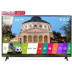 Televizor LED Smart Full HD, 108cm, LG 43LJ594V