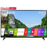 Televizor LED Smart Ultra HD, webOS 3.5, 108cm, LG 43UJ6307