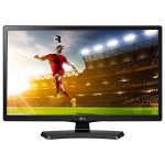 "Televizor LED LED High Definition, 23.6"", LG 24MT49DF-PZ"