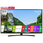 Televizor LED Smart Ultra HD, webOS 3.5, 108cm, LG 43UJ635V