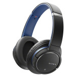 Casti on-ear Bluetooth SONY MDR-ZX770BNL, Noise-Canceling, NFC, Wireless, Albastru