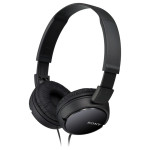 Casti audio SONY MDR-ZX110B, Negru