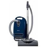 Aspirator cu sac MIELE Complete C3 Electro Plus  EcoLine, 4.5l, 800W, albastru