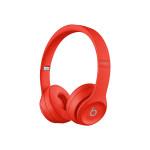 Casti on-ear cu microfon Bluetooth BEATS Solo3 Wireless, (PRODUCT) RED