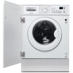 Masina de spalat cu uscator incorporabila  ELECTROLUX EWX147410W, 7kg, 1400rpm, B, LCD, alb