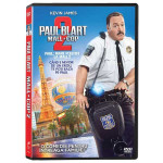Paul - Mare politist la mall 2 DVD