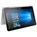 "Laptop 2 in 1 HP Pavilion x360 15-bk100nq, Intel® Core™ i3-7100U 2.4GHz, 15.6"" Touch, 4GB, 500GB, Intel® HD Graphics 620, Windows 10 Home"