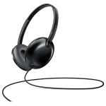 Casti on-ear PHILIPS SHL4400BK, negru