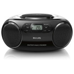Radio CD portabil PHILIPS Soundmachine AZ330T/12, USB, Bluetooth, FM
