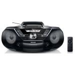 Radio CD/caseta PHILIPS Soundmachine AZ787/12, FM, USB