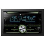 CD player auto PIONEER FH-X730BT, 4x50W, 2DIN, USB, Bluetooth