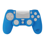 Protectie din silicon  pentru controller PS4 TRUST GXT 744T, blue