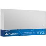 Custom Faceplate Silver PS4
