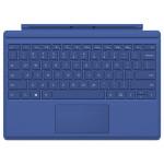 Surface Pro 4 Type Cover QC7-00096, albastru