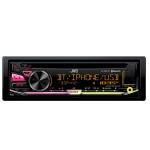 Radio CD auto JVC KD-R981BT, 1DIN, 4x50W, USB, Bluetooth