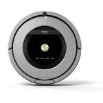 Robot pentru curatenie iRobot Roomba 886, iAdapt,  AeroForce, Wall Follow, Antitangle, 33W, negru-gri